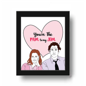 Frame - Pam To My Jim-HOME-PropShop24.com