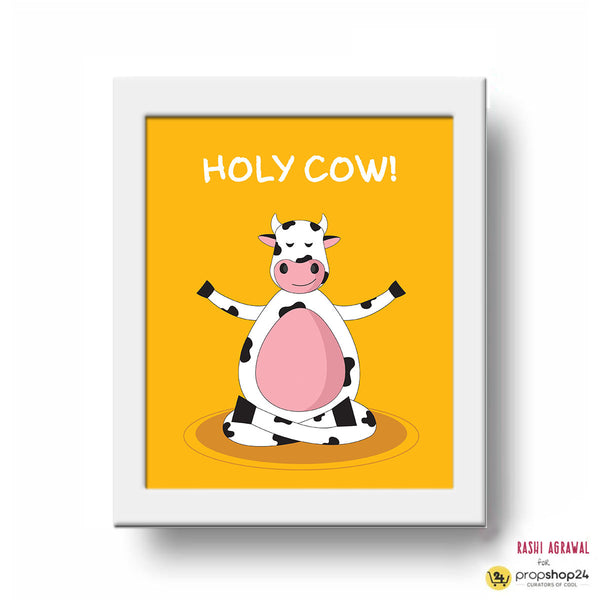 Frame - Holy Cow-Home-PropShop24.com