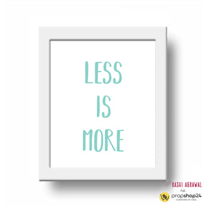 Frame - Less Is More-HOME ACCESSORIES-PropShop24.com