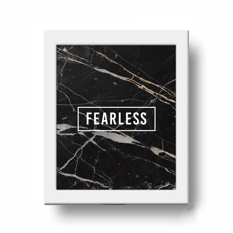 Frame - Marble - Fearless-HOME ACCESSORIES-PropShop24.com