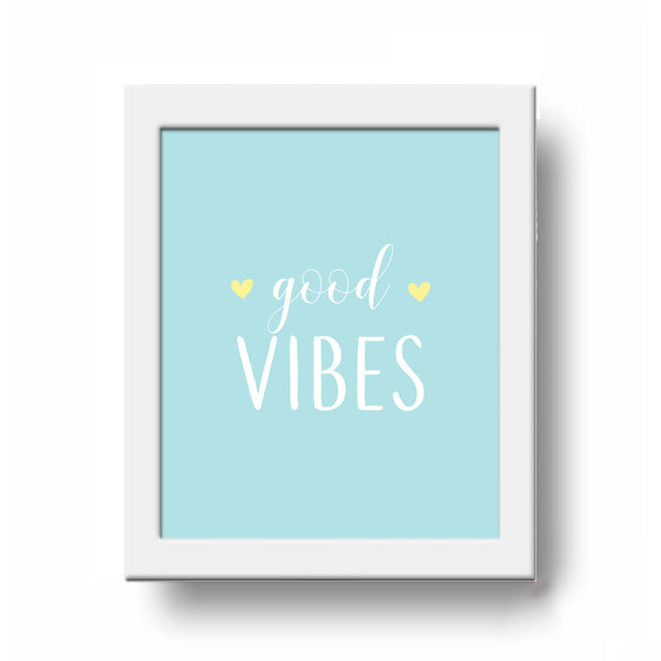 Frame - The Good Vibes-HOME-PropShop24.com