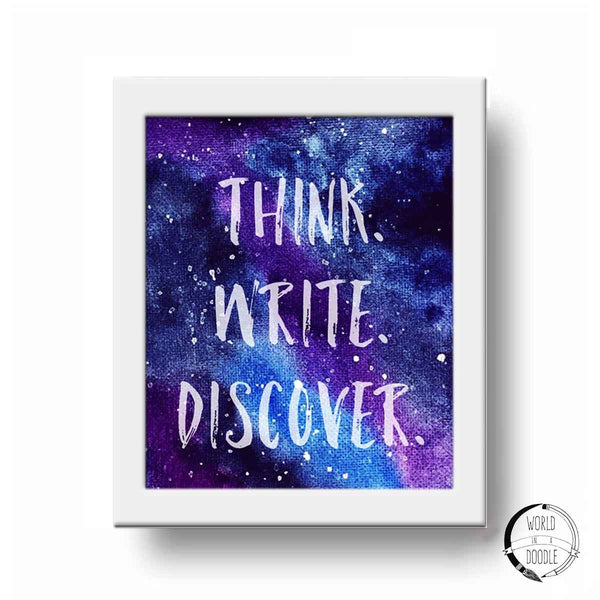Frame - Think.Write.Discover-Home-PropShop24.com