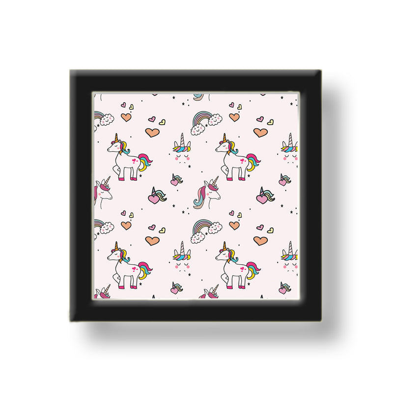 Frame - Unicorn Pattern-HOME ACCESSORIES-PropShop24.com