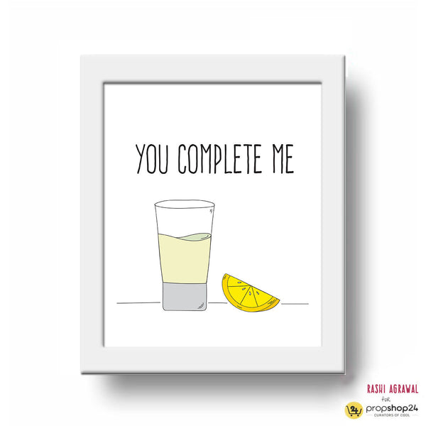 Frame - You Complete Me-Home-PropShop24.com