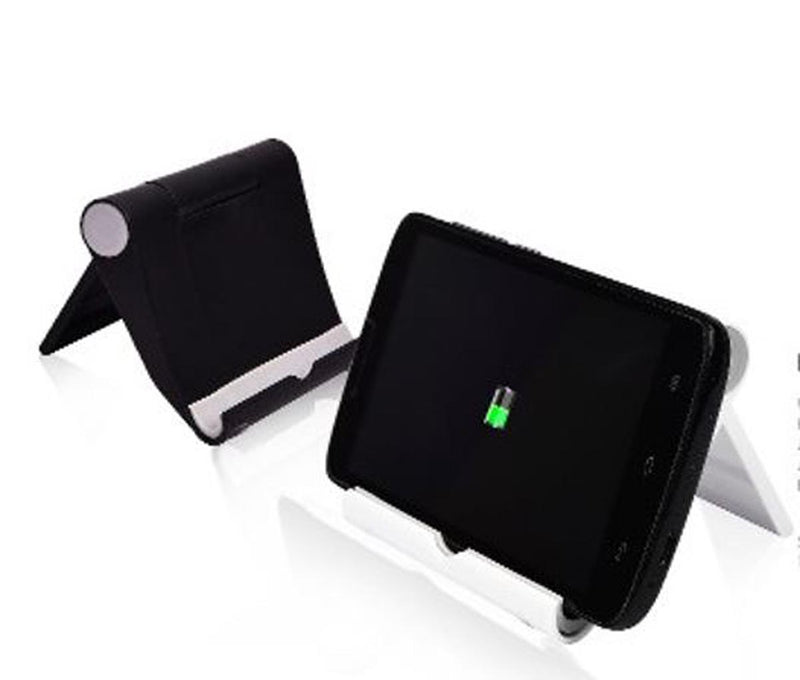Universal Phone And Tablet Stand Holder - Black-GADGET ACCESSORIES-PropShop24.com