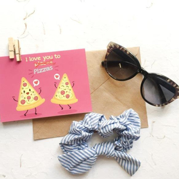 Pizza Greeting Card-GREETING CARDS-PropShop24.com