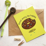 Donut Greeting Card-STATIONERY-PropShop24.com