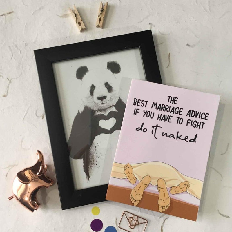 Greeting Card - Naked-GREETING CARDS-PropShop24.com