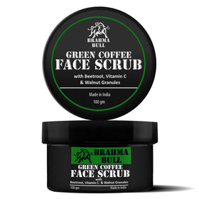 Green Coffee Face Scrub-BEAUTY-PropShop24.com