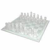 Glass Chess Set-HOME-PropShop24.com