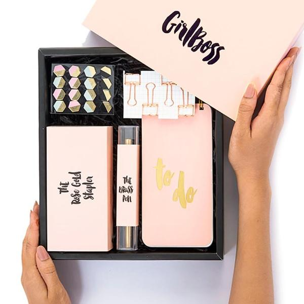 Personalized - Girlboss Hamper Box - COD NOT AVAILABLE-DESK ACCESSORIES-PropShop24.com