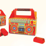 Set of 10 Boombox Gift Boxes-STATIONERY-PropShop24.com