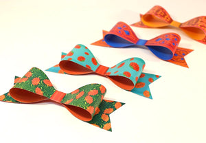 Paper Bows - Set Of 12-DESK ACCESSORIES-PropShop24.com