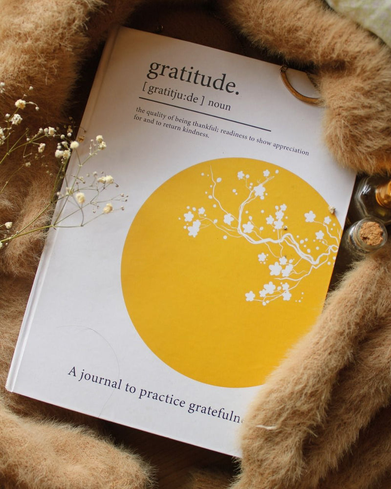 Journal - Gratitude-NOTEBOOKS + PLANNERS-PropShop24.com