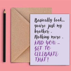 Greeting Card - Celebrate-STATIONERY-PropShop24.com