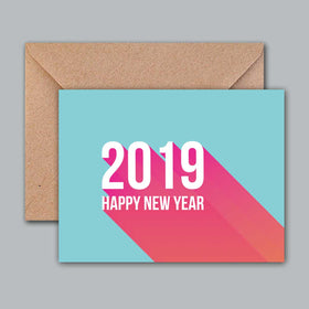 Greeting Card - 2019-STATIONERY-PropShop24.com