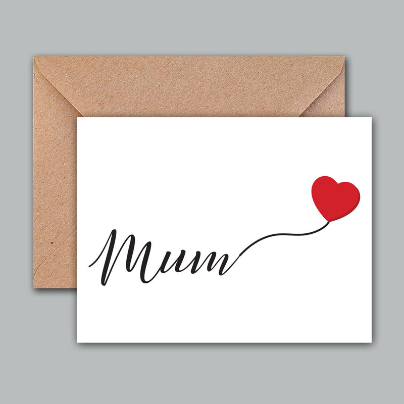 Greeting Card - Mum-GREETING CARDS-PropShop24.com