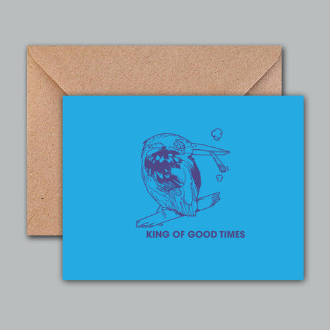Greeting Card - Horse Puff-STATIONERY-PropShop24.com