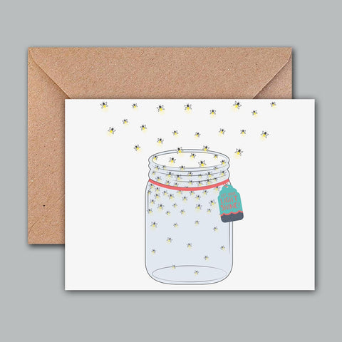 Greeting Card - Let Your Light Shine-Stationery-PropShop24.com