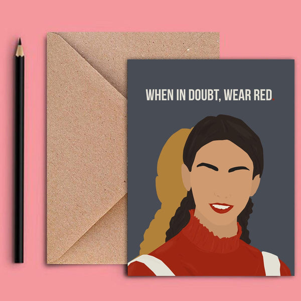 Greeting Card - When In Doubt-Stationery-PropShop24.com