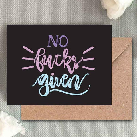 Greeting Card - None-Gifting Accessories-PropShop24.com