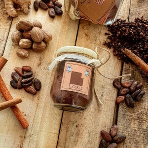 Hot Cocoa Mix - Gingerbread Spiced - 150Gms-SWEETS + DESSERTS-PropShop24.com