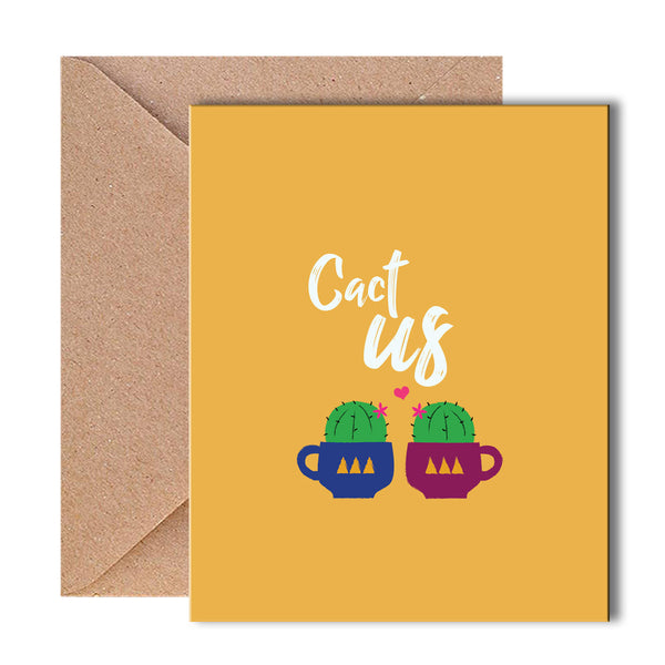 Greeting Card - Cactus-STATIONERY-PropShop24.com
