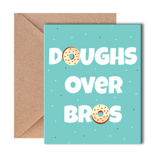 Greeting Card - Doughs Over Bros-GREETING CARDS-PropShop24.com