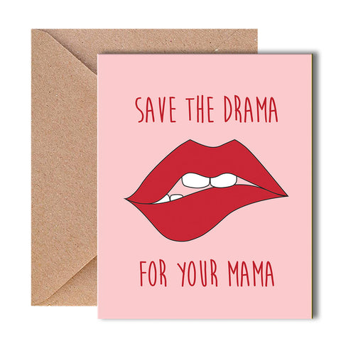 Greeting Card - Drama-Stationery-PropShop24.com