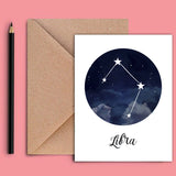 Greeting Card - Zodiac Signs-STATIONERY-PropShop24.com