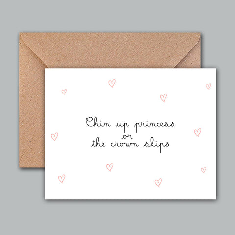 Greeting Card - Princess-Stationery-PropShop24.com