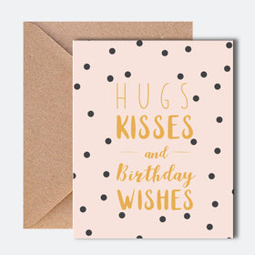 Greeting Card - Birthday Wishes-STATIONERY-PropShop24.com