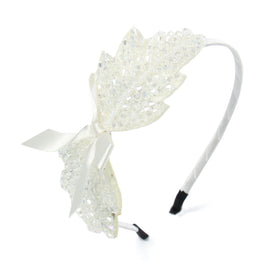 Headband - Autumn White-JEWELLERY-PropShop24.com