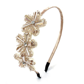 Headband - Rose Gold-JEWELLERY-PropShop24.com