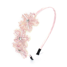 Headband - Rose Pink-JEWELLERY-PropShop24.com
