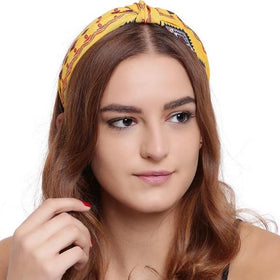 YELLOW HEAD BAND-JEWELLERY-PropShop24.com