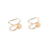 Earrings - Heart-Shaped-JEWELLERY-PropShop24.com