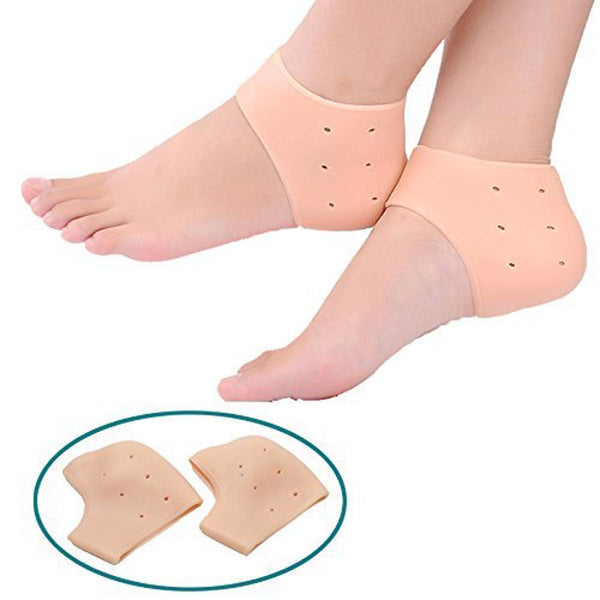 Socks - Heel Protector Pain Relief with Soft Opening and Toe Anti-Cracking-PERSONAL-PropShop24.com