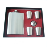 Hip Flask Gift Set-Home-PropShop24.com