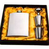 Hip Flask with 2 Shot Glasses-Home-PropShop24.com