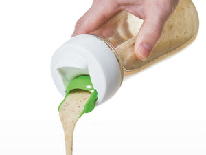 Salad Dressing Mixer And Pourer-DINING + KITCHEN-PropShop24.com