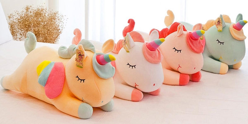 Soft Plush Toy - Mini Unicorn-HOME ACCESSORIES-PropShop24.com