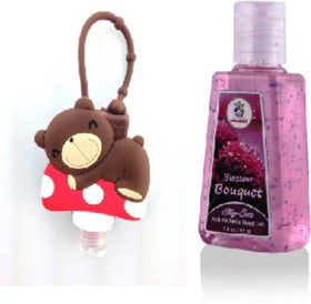 HAND SANITIZER - Designer hand holder with Blossom bouquet - 29 ml-BEAUTY-PropShop24.com