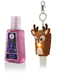 HAND SANITIZER - LED- Reindeer with Spring fizz - 29ml-BEAUTY-PropShop24.com