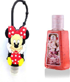 HAND SANITIZER - Fresh Blooms with Minnie Mouse - 29ml-BEAUTY-PropShop24.com