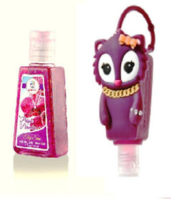 HAND SANITIZER - Purple Paradise With Squirrel - 29ml-BEAUTY-PropShop24.com