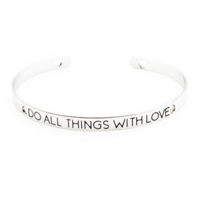 Things With Love Bangle-JEWELLERY-PropShop24.com