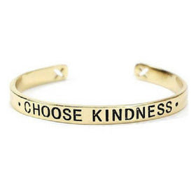 Choose Kindness Bangle-JEWELLERY-PropShop24.com