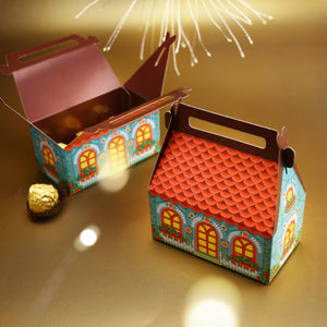 Set Of 10 Happy Home Gift Boxes-DESK ACCESSORIES-PropShop24.com