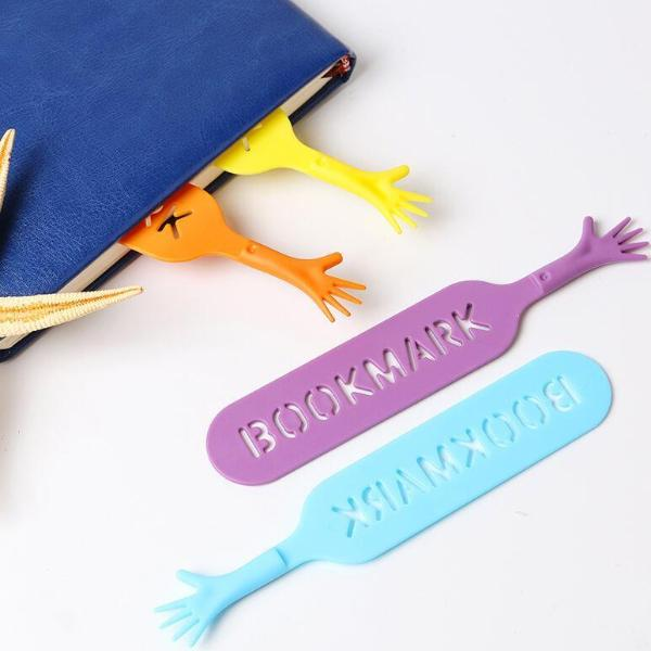 Bookmarks - Help Me - Set Of 4-DESK ACCESSORIES-PropShop24.com